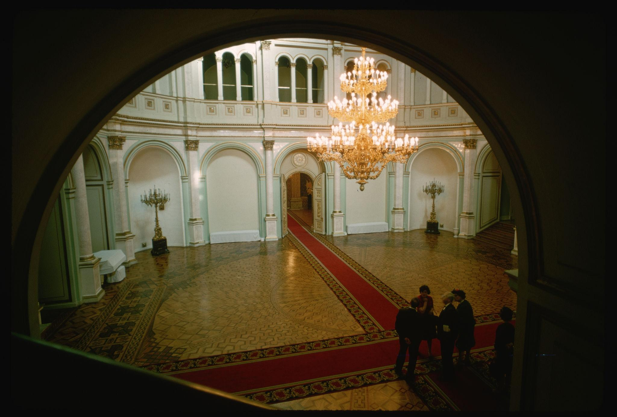 1964. В Кремлевском дворце  (4)