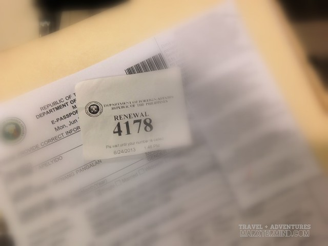 DFA Megamall Passport Renewal