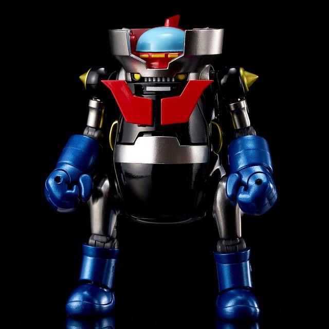 千值練『35機動機器人 X 無敵鐵金剛』「無敵鐵金剛WeGo」新規造型!35メカトロウィーゴ マジンガーウィーゴ