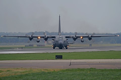 AC-130U Spooky II 90-0163 'Bad Omen' - 4th SOS, Hulbert Field