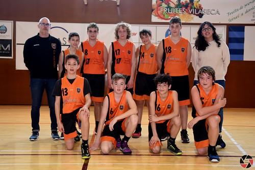 09.03.19 Infantil masculí & CB Llívia-Puigcerdà