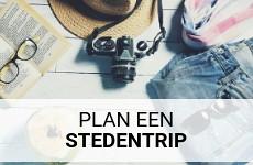 Plan een stedentrip, de beste tips voor het plannen van je stedentrip | Mooistestedentrips.nl