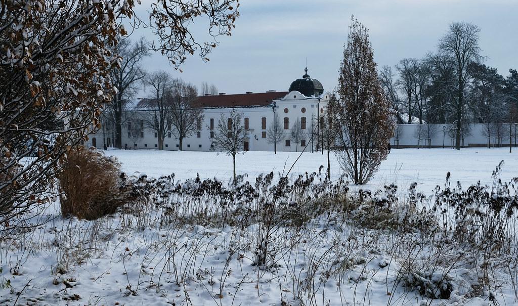December 2018: Winter in Gödöllő, Hungary
