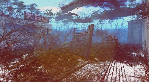 Submerged Ruins @ Rummu