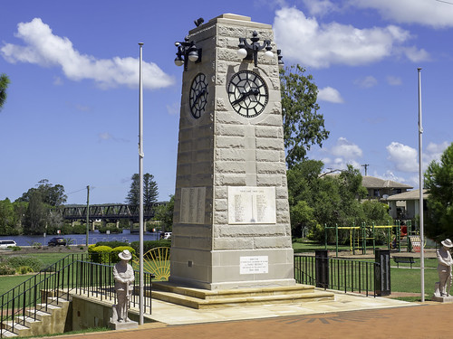 WWI War Memorial, Taree NSW