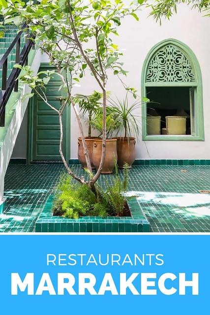Restaurants Marrakech: bekijk de leukste restaurants in Marrakech | Mooistestedentrips.nl