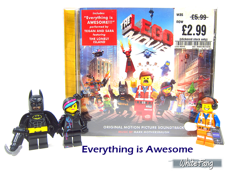 REVIEW: 71023 LEGO Minifigures - The LEGO Movie 2 Series