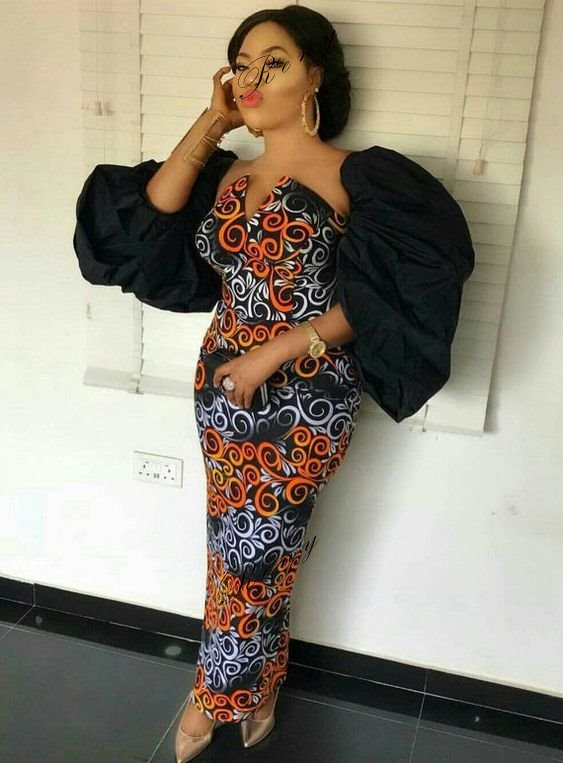 African dresses to Wow This Lovely weekend