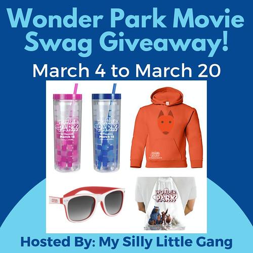 Wonder Park Movie Swag Giveaway