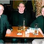 Jenö Bango, Heiko Kleve und Jan V Wirth 2005, Berlin