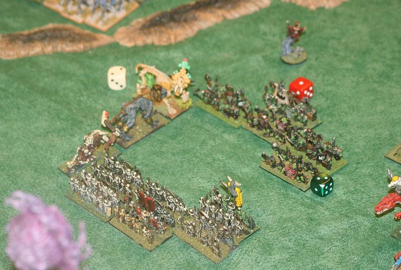 [4000 - Orcs+HL vs Khemri] La bataille des pyramides noires 46466199475_40193f36d6_c