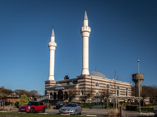Koersel, Fatih-moskee.
