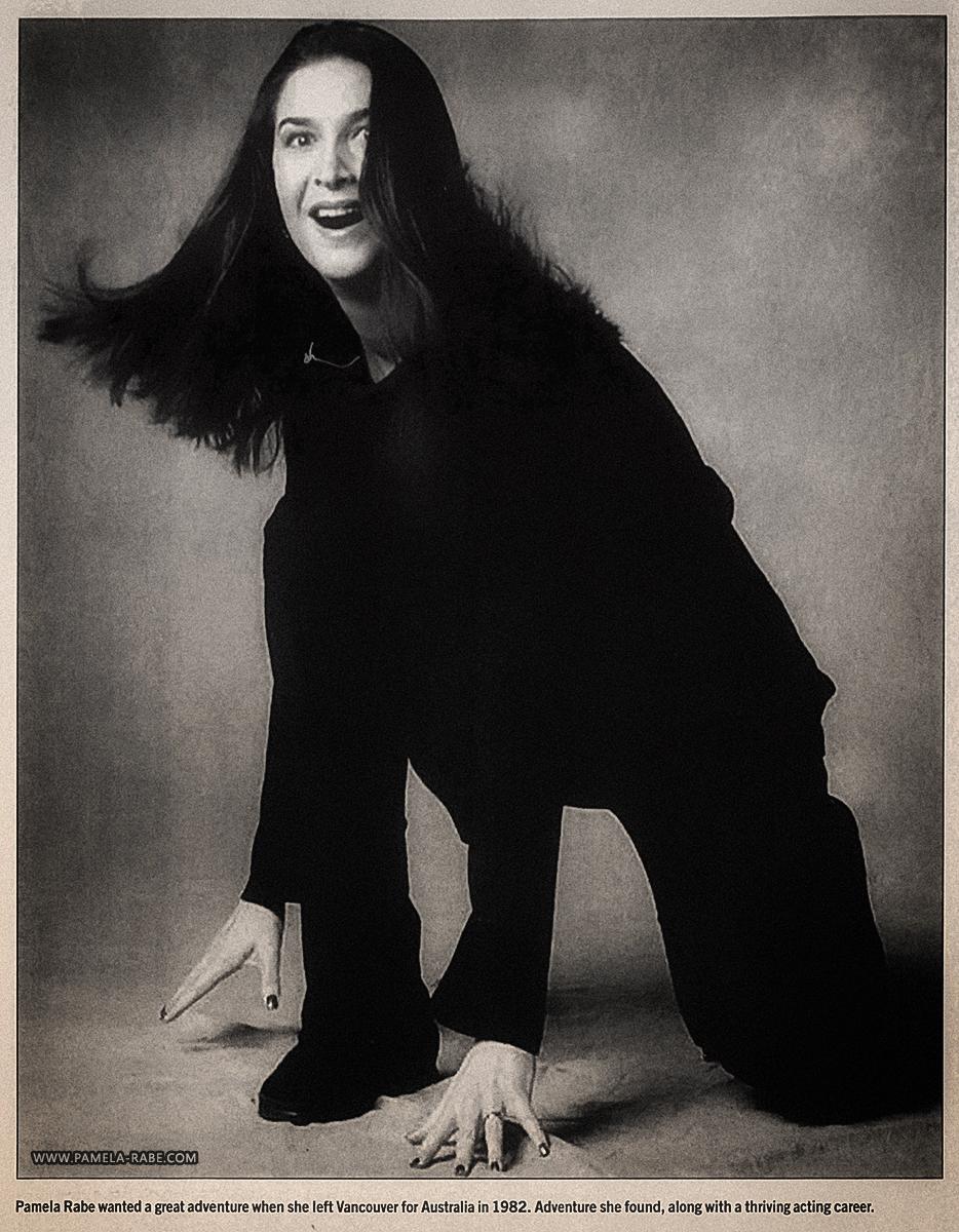 Pamela Rabe 2000