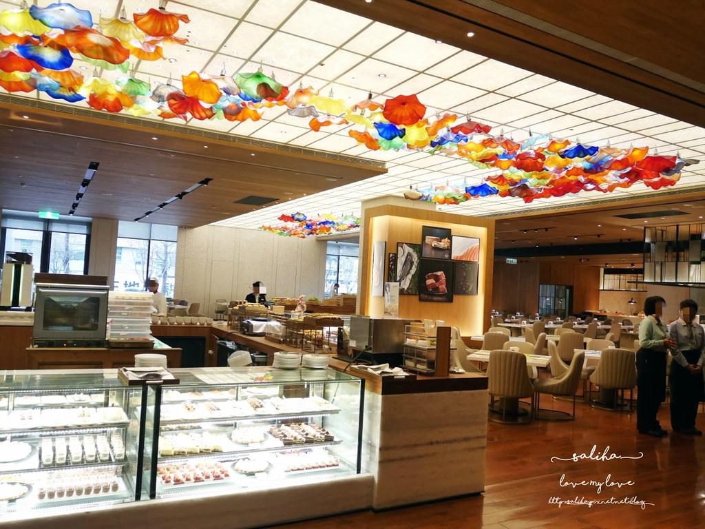 台北內湖大直美福palette彩匯自助餐廳下午茶價位menu價錢 (2)