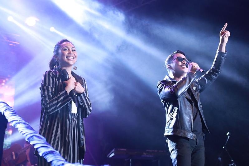 Hot FM Big Jam 2019 di MAEPS Serdang