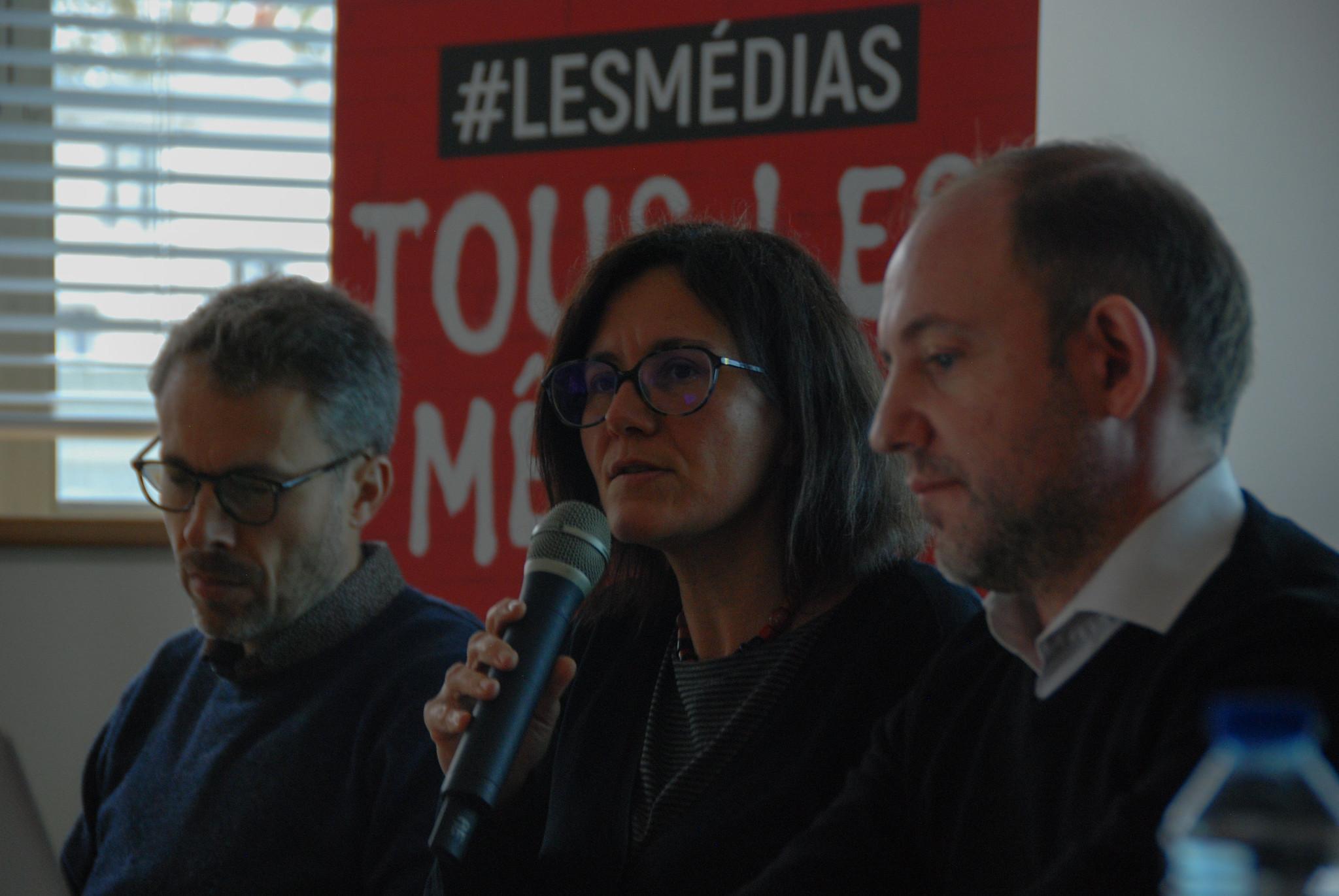 La détestation des journalistes,une vieilles histoire_Cred Laurent Théoret