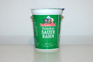 14 - Zutat Sauerrahm / Ingredient sour cream