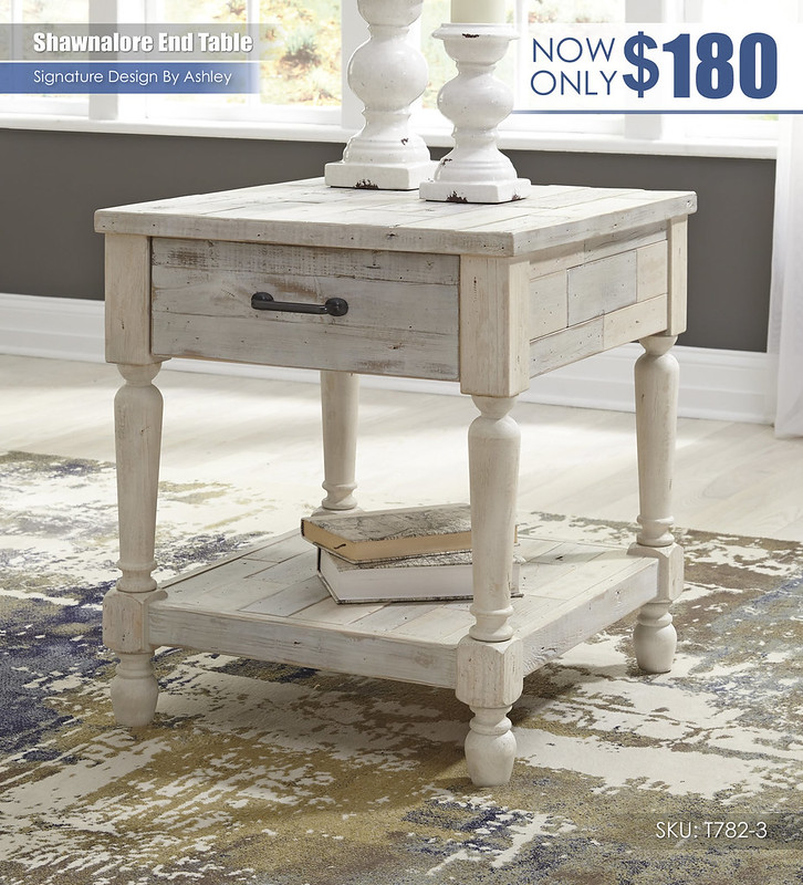 Shawnalore End Table_T782-3