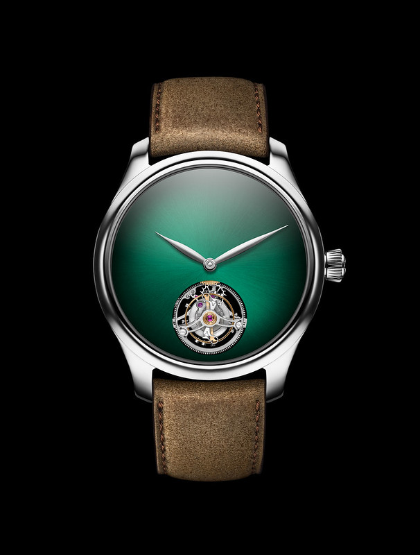moser - [SIHH 2019] : reportage H.Moser & Cie 46736535572_47433fb50f_c
