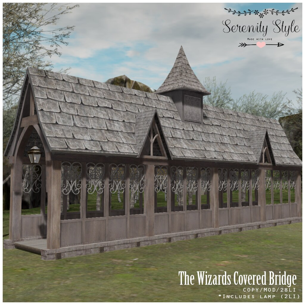 Serenity Style- The Wizards Bridge