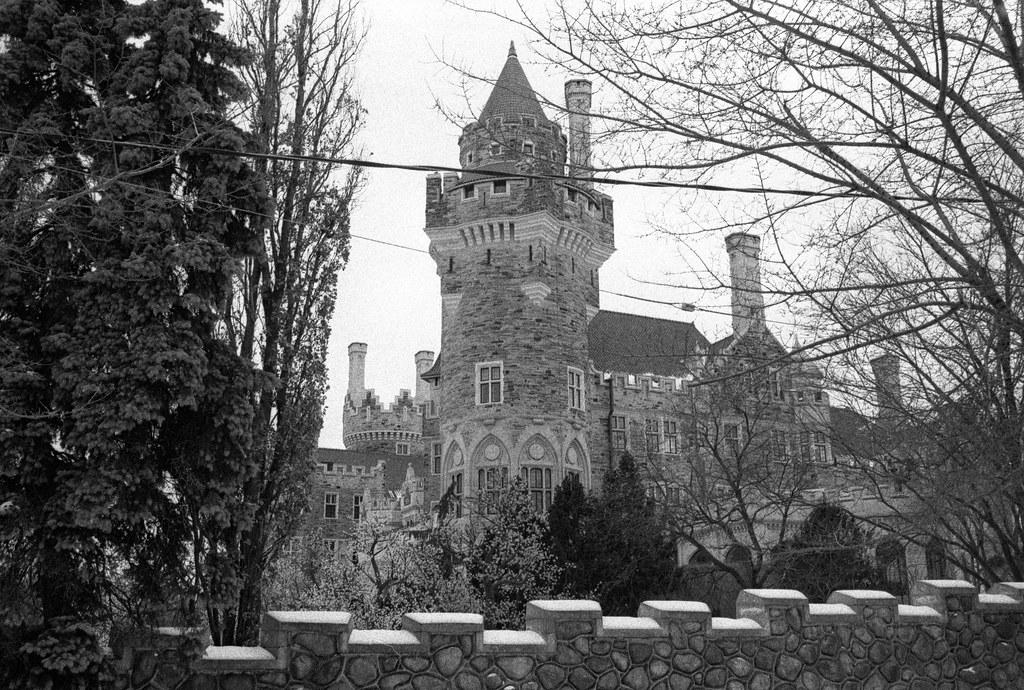 Castle Oma?