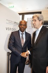 @rdussey : Good to see you after one year @JohnKerry we ll Continue to work together @msc2019 https://t.co/q5aWDnZ7jq