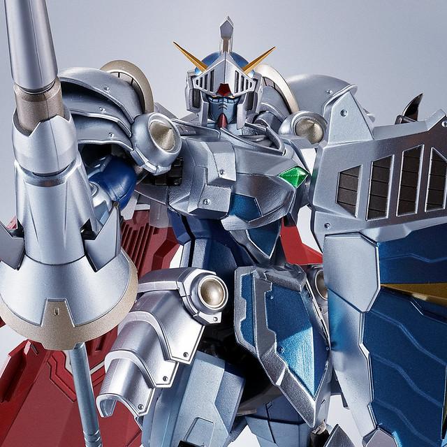 【官圖&販售資訊更新】METAL ROBOT魂 《SD鋼彈外傳 拉克羅亞的勇者》「騎士鋼彈 拉克羅亞的勇者版本」情報公開!騎士ガンダム~ラクロアの勇者~