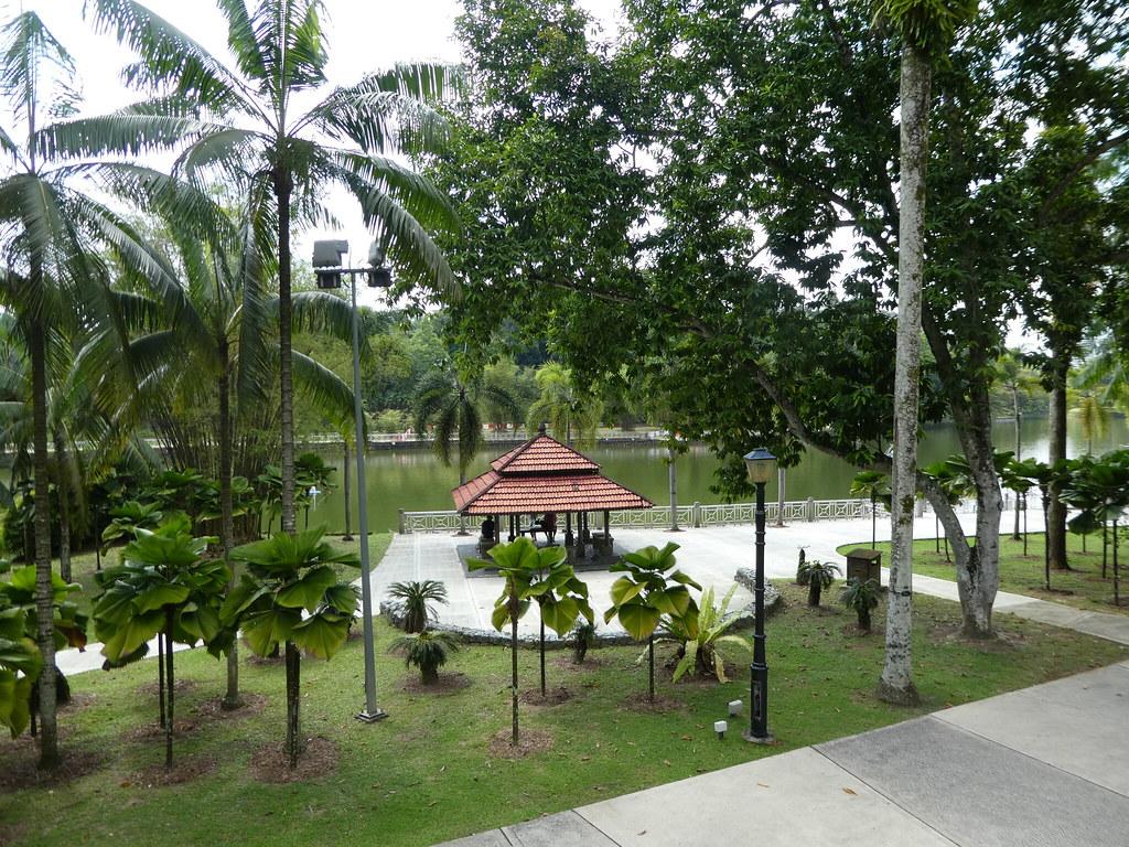 The Perdana Lake Botanical Gardens, Kuala Lumpur