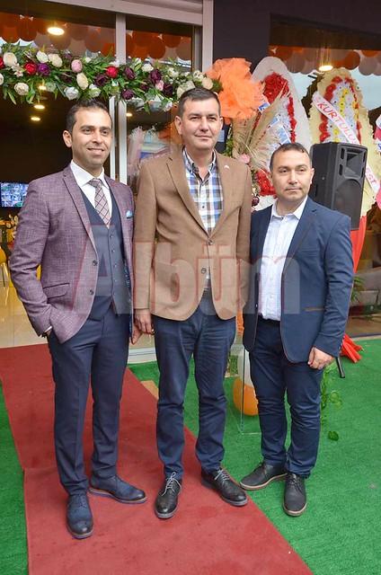 Birdal Bulanık, Mustafa Türkdoğan, Erdal Bulanık.