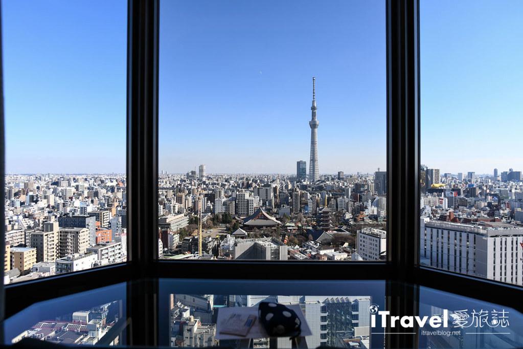 浅草豪景饭店 Asakusa View Hotel (35)