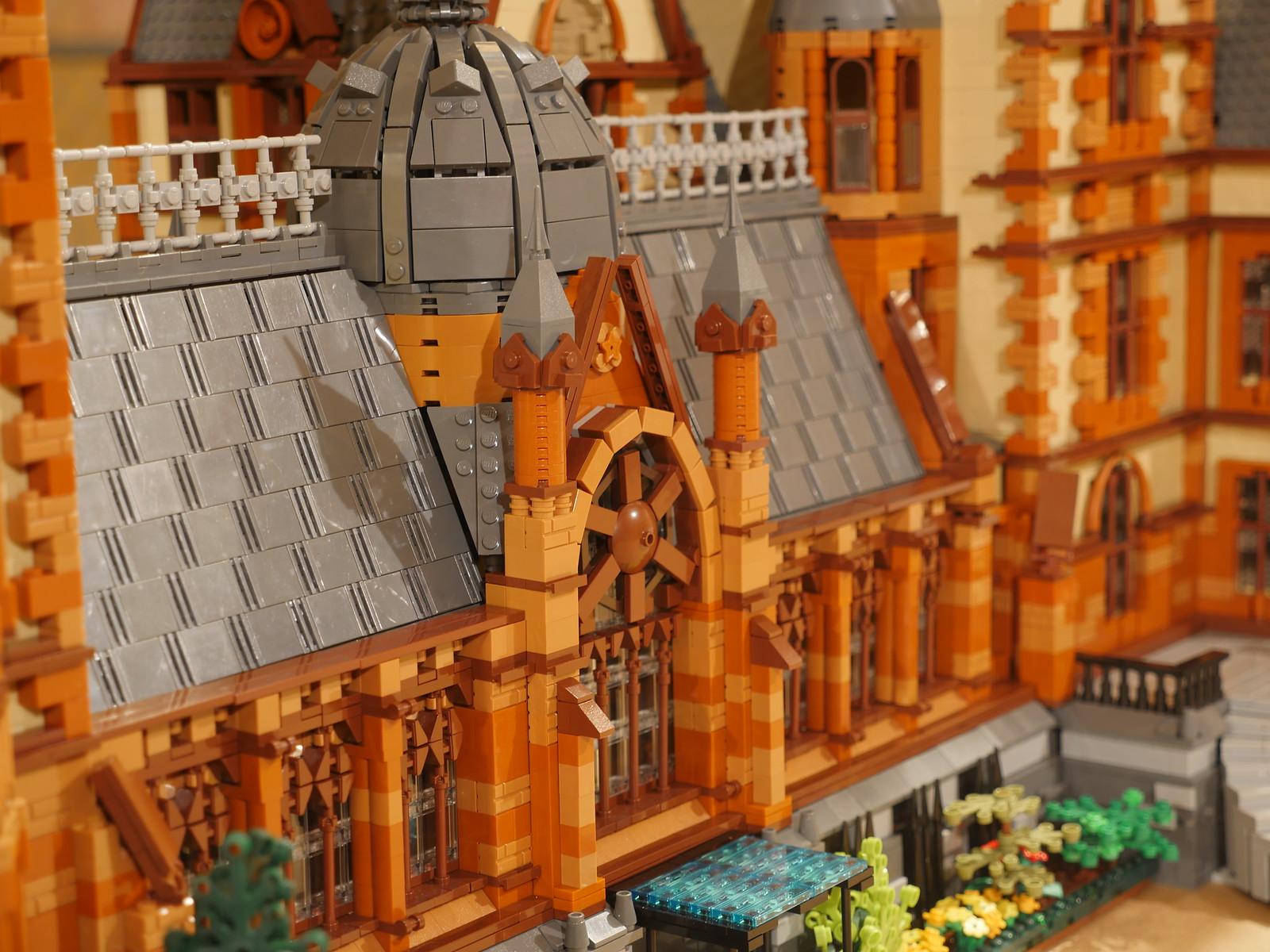 LEGO архитектура architecture