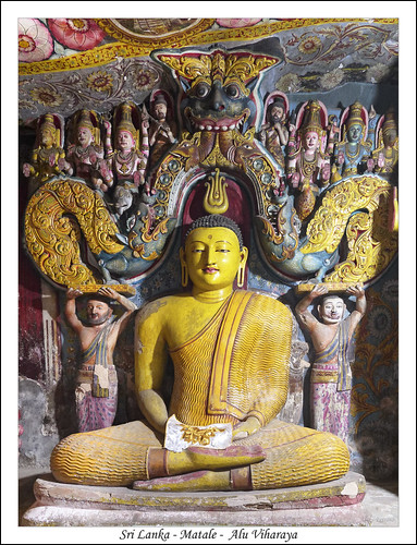 bouddha bouddhaassis ceylan img1891 matalealuviharaya srilanka matale lk