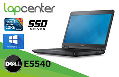 DELL LATITUDE E5540 i5-4300M 4 GB RAM 320 GB HDD WIN10PRO
