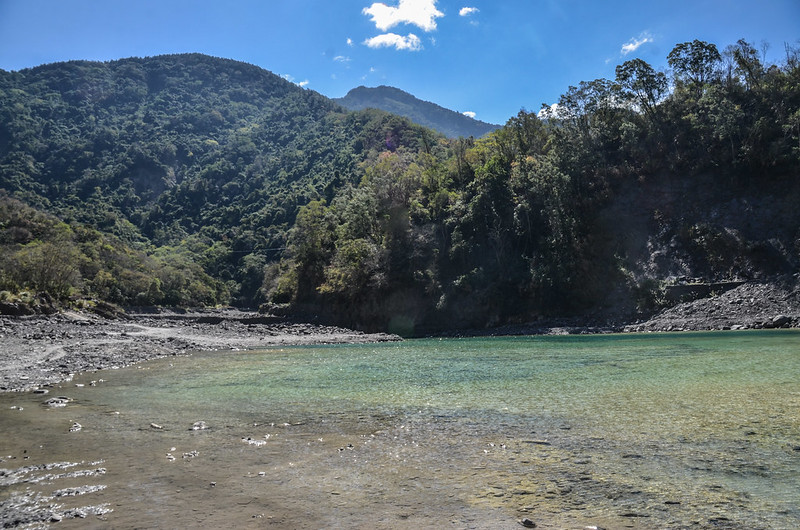 拉克斯溪第一攔沙壩 2