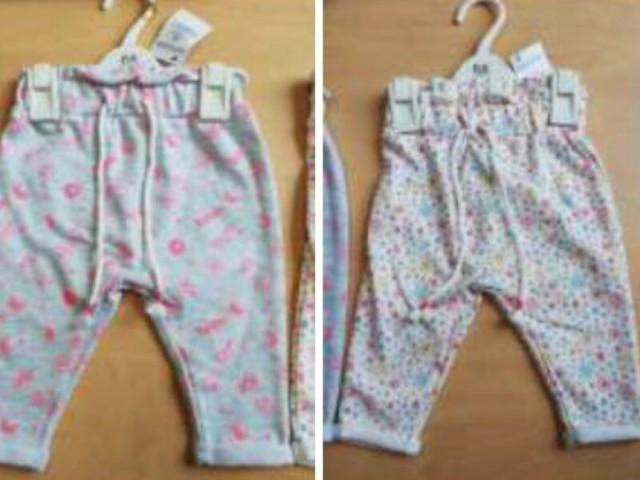 ritiro indumenti per bambini auchan