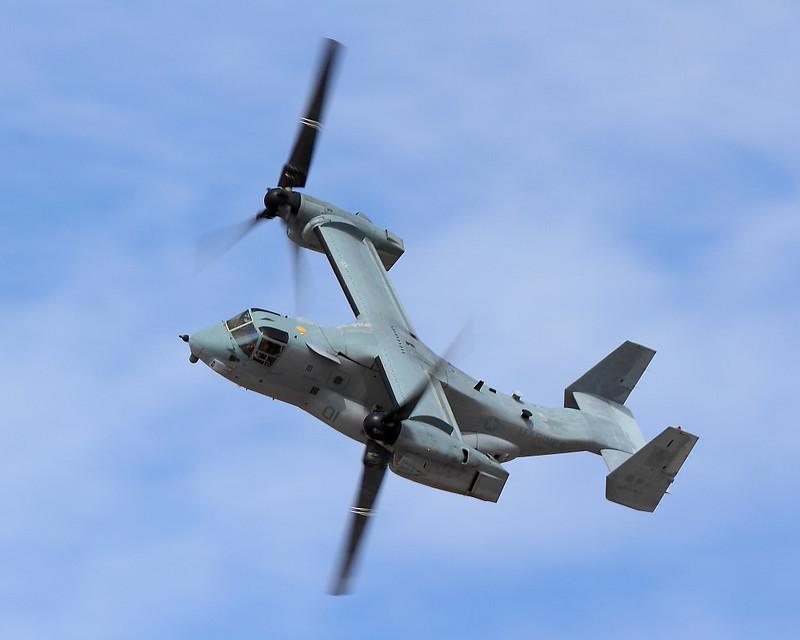 IMG_6296 MV-22B Osprey, MCAS Yuma Air Show