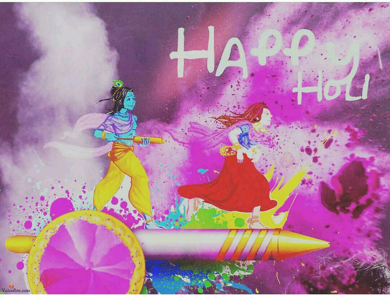 happy holi poems
