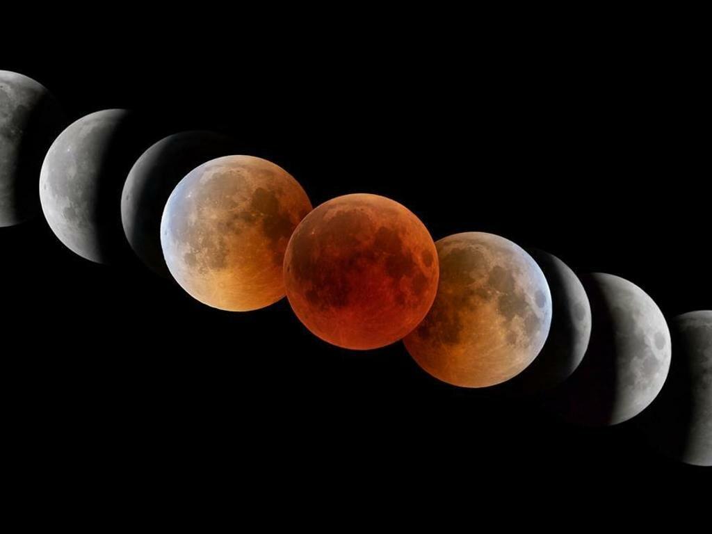 Eclipse sol 1