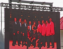 The Coasters, Drifters, & Platters Oldies Groups , 2019 Plant City FL Strawberry Festival