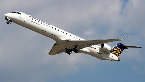 Bombardier CRJ-900LR D-ACNQ Lufthansa CityLine
