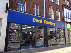 Picture of Card Factory, 83-85 North End