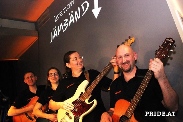 2.2.2019: JämBänd live at forty nine