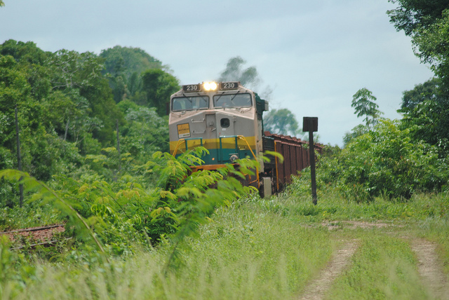 Vale trains have killed 39 people in eight years in Pará - Créditos: Laís Souza | Joana Zanotto Archive