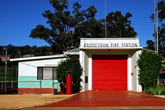 Bridgie Fire Station