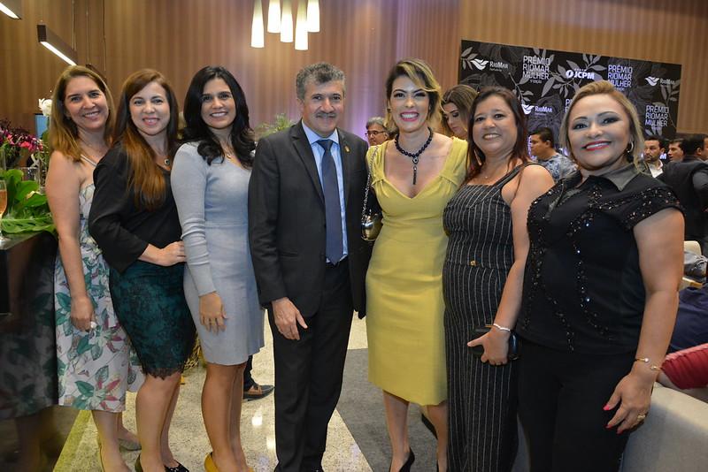 Solenidade de entrega do Prêmio RioMar Mulher (20.03.2019)