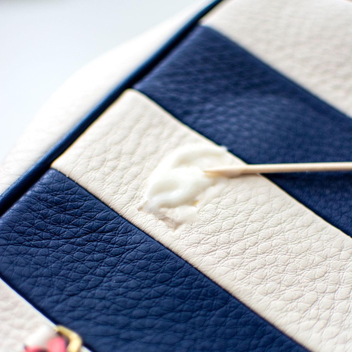 How to Remove Monograms from J.Crew Bags