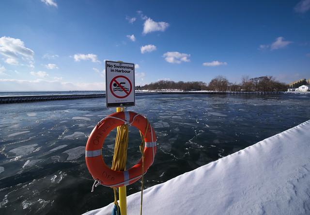 No Swimming in Harbour, Panasonic DMC-GX7, NO-LENS