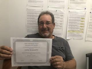 Guillermo Justo Blanco, reviews Municipal Credit Service Corp, reparacion de credito en miami