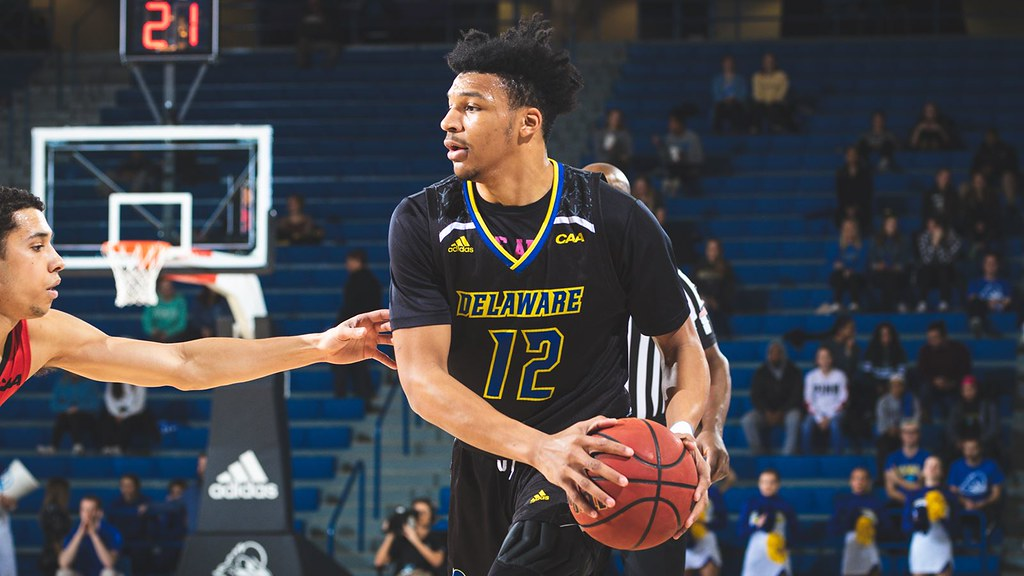 Slow start, undisciplined play lead to Blue Hens' downfall