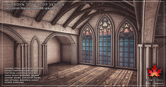 Trompe Loeil- Rhordyn Towertop Skybox for Collabor88 January